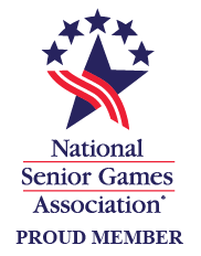 Member of the National Senior Games Association